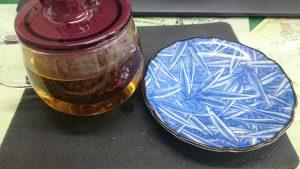 紅茶ポット あゆみちゃん
